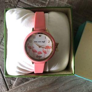 Kate Spade Flamingo Watch